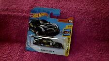 Hot Wheels - UK Card - #70 '16 Cadillac ATS-V R - Black