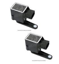 Rear 2 PCS Set Headlight Level Sensor For BMW E39 E46 E53 E60 E61 E83 Z4 X3