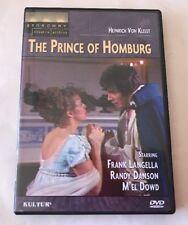 The Prince of Homburg - Broadway Theatre Archive (DVD, 1977) Heinrich Von Kleist