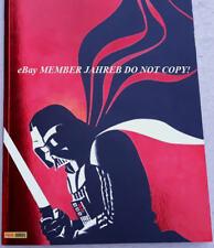 Star Wars DARTH VADER #25 CHO VIRGIN Red Metal Foil Euro Variant Last Jedi SDCC