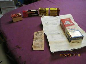 Vintage Hunting Boxes Pachmayr Redfield Williams Leupold