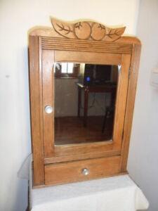 Armoire De Toilette Ancienne Ebay