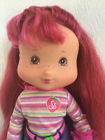 "15"" Tall Strawberry Shortcake Doll, All Vinyl"