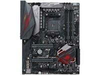 ASUS ROG CROSSHAIR VI HERO X370 AM4 ATX Gaming Motherboard M.2 RGB SLI B