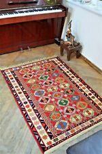 Oriental decorative new hand-knotted kilim size:3.34 x 4.69 foot-143 x 102 cm