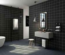 Nordic Style Wallpaper Self-adhesive Waterproof Decor Bathroom Wall Sticker Roll
