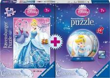 Disney Princess 100 - 249 Pieces Puzzles