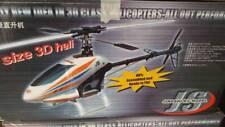 RC HELICOPTER JS TZ 30 SIZE 3D NITRO HELLI KIT (ARF)