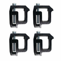Heavy Duty Mounting Clamp for Truck Cap Camper Topper Short Bed Pickup Truck