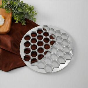 37 Holes Dumpling Mould Pastry Kitchen Dough Press Ravioli Making Mold Maker