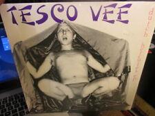 """1984 TESCO VEE Dutch Hercules EP 12"""" Touch & Go W/Insert MEATMEN Hardcore NM/NM"""