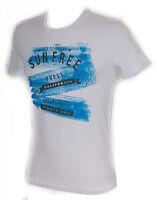Maglietta t-shirt girocollo uomo GUESS a. M61I44 taglia S c. A009 WHITE BIANCO