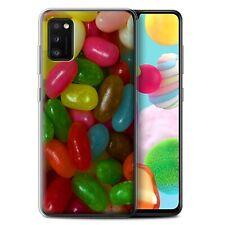 eSwish Gel/TPU Phone Case for Samsung Galaxy A41 2020 /Sweets & Candy