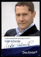 Udo Schenk In aller Freundschaft AutogrammkarteOriginal Signiert ## BC 9198