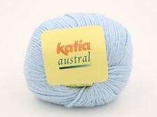4 bolas de hilo de tejer Katia austral Color 2 lote de tintura: 15829