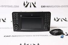 Mercedes MB ML class W164 Comand NTG 2.5 navigation system DVD CHANGER UNLOCKED