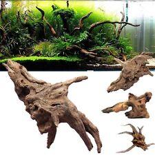 Bois Flotté Driftwood Racine Aquarium Plante Accessoire d'Aquarium Fish Tank Hot