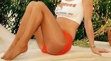 Pantyhose hooters uniform