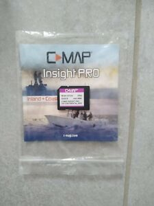 Lowrance Simrad CMAP Insight Pro US continental m-na-y070.41 Chart C-Map 2018