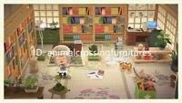 Japanese Style Study Room Furniture Set 39 Pcs - New Horizons [Original Design]