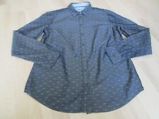 BODEN LADIES UMBRELLA RELAXED WEEKEND SHIRT SIZE 10