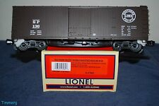 Lionel Trains 6-27982 Southern Pacific Double Sheathed Box Car #136 MIB **