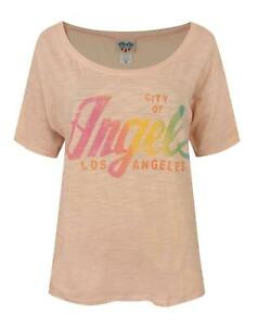 Junk Food Los Angeles City Of Angels Women's T-Shirt