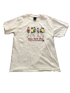 Mens OnlyNY Only NY City of New York Parks & Recreation t shirt Medium Running