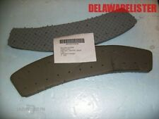 US MILITARY CVC HELMET DH-132 LINER PAD SET CENTER LARGE Lot of 2 (New)