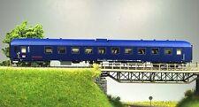 Ls Models 46037 DB AG tren nocturno 2. KL. BPM ruhesesselwg azul oscuro ep5 h0 nuevo + embalaje original