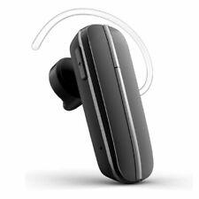 Bluetooth Headset Earpiece Earhook For Motorola Moto G6 Play Cell Phone Black