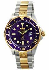 Relojes de pulsera Invicta resistente al agua