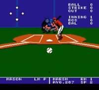Bo Jackson's Baseball - Fun NES Nintendo Game