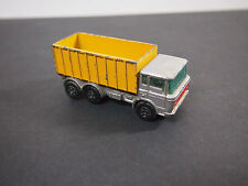 Vintage Matchbox Daf Tipper Container Truck No 47