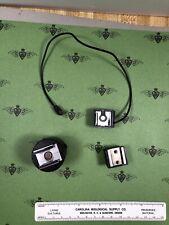 Vivitar SL-2 Wireless Remote Flash Trigger Via Hot Shoe Or PC,w/ 1/4x20 Mount