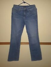 Not Your Daughters Jeans NYDJ Womens size 4 Bootcut Jeans Tummy Tuck Medium Wash