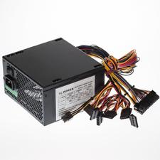 Computer PC Netzteil 650 Watt SL-650W 130mm Lüfter Netzteil 650W SATA ATX 3G NEU