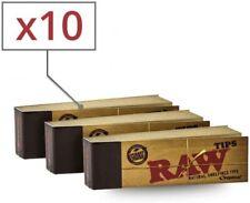 RAW filtres en Carton x10
