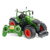 1:16 RC Farm Tractor 2.4G Remote Control Car Simulation Construction Vehicle Toy