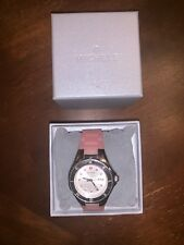 MICHELE Tahitian Jelly Bean Petite Watch