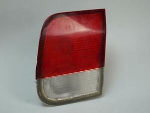 1996 - 1998 HONDA CIVIC TAILLIGHT BRAKE LAMP LID MOUNTED REAR RIGHT SIDE OEM