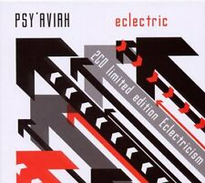 PSY 'aviah eclectric/eclectricism Limited 2cd BOX 2010