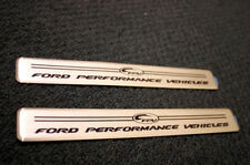 FPV door step scuff plate badge for BA BF FPV / Falcon XR8, sedan/Ute