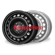4x Stahlfelgen Opel Corsa F (U) 15 Zoll 4x108 ET32 (Alcar 6593) Neu