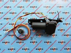 1955-1956 Buick Special & Century Electric Wiper Motor Kit | 12V | Free Shipping