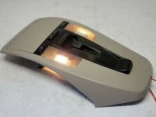 05-07 Volvo S40 V50 Overhead Dome Light Lamp Console W/ SUNROOF TAN 30676452 #2