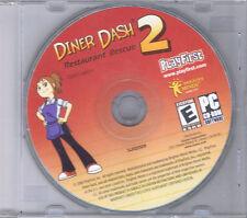 Diner Dash 2: Restaurant Rescue (PC, 2006, PlayFirst)