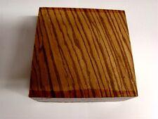 Drechselholz Schnitzholz J62a Klotz Libanon Zeder 12x12x5cm