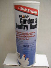 Prozap - Permethrin - Garden & Poultry Dust - 2 Pound Container