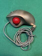 Logitech TrackMan Wheel Mouse T-Bb18 Trackball Usb
